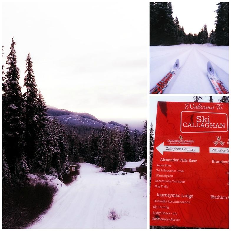 Callaghan Country, Ski Callaghan