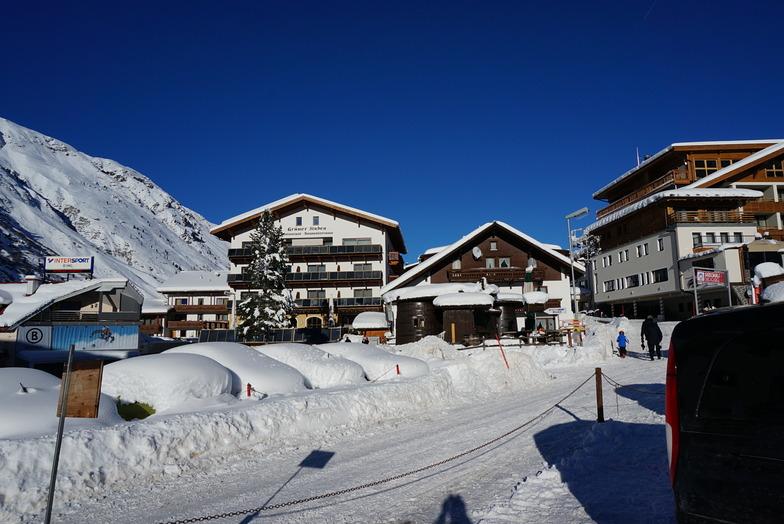 Obergurgl 2013 / 2014