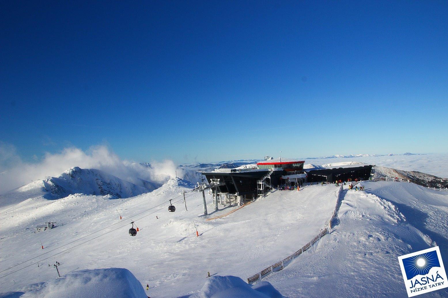 Chopok Summit station, Jasná - Chopok