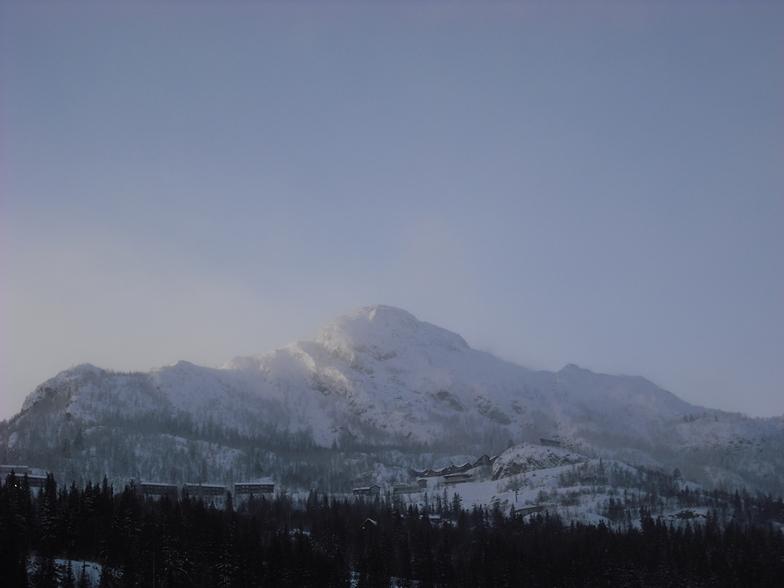 Skarnsuten Mountain, Hemsedal