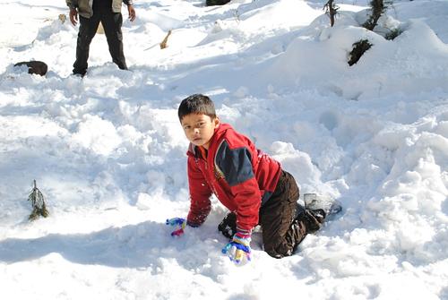Manali (Himachal Heli-Ski) Ski Resort by: gopal solanki