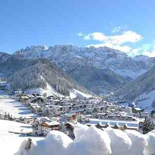 Selva di Val Gardena 1.563 m