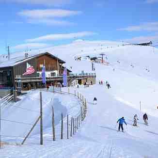 Seceda 2.500 m, Val Gardena