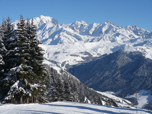 Les Saisies Ski Resort by: Sally Staveley