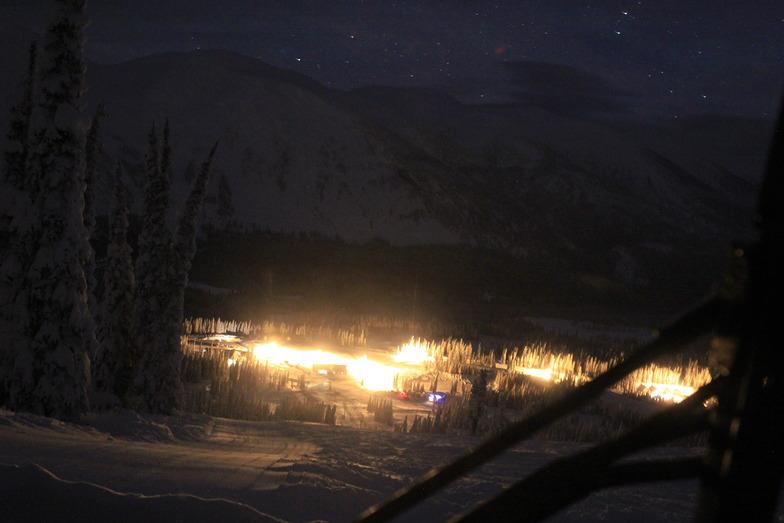 Night Shot, Powder King