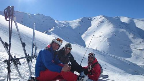 Tarik Darreh Ski Resort by: Ali Ravan