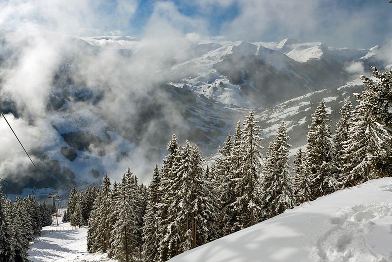 After the Snow, Saalbach Hinterglemm