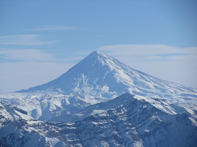 دماوند فراز قله توچال, Mount Damavand