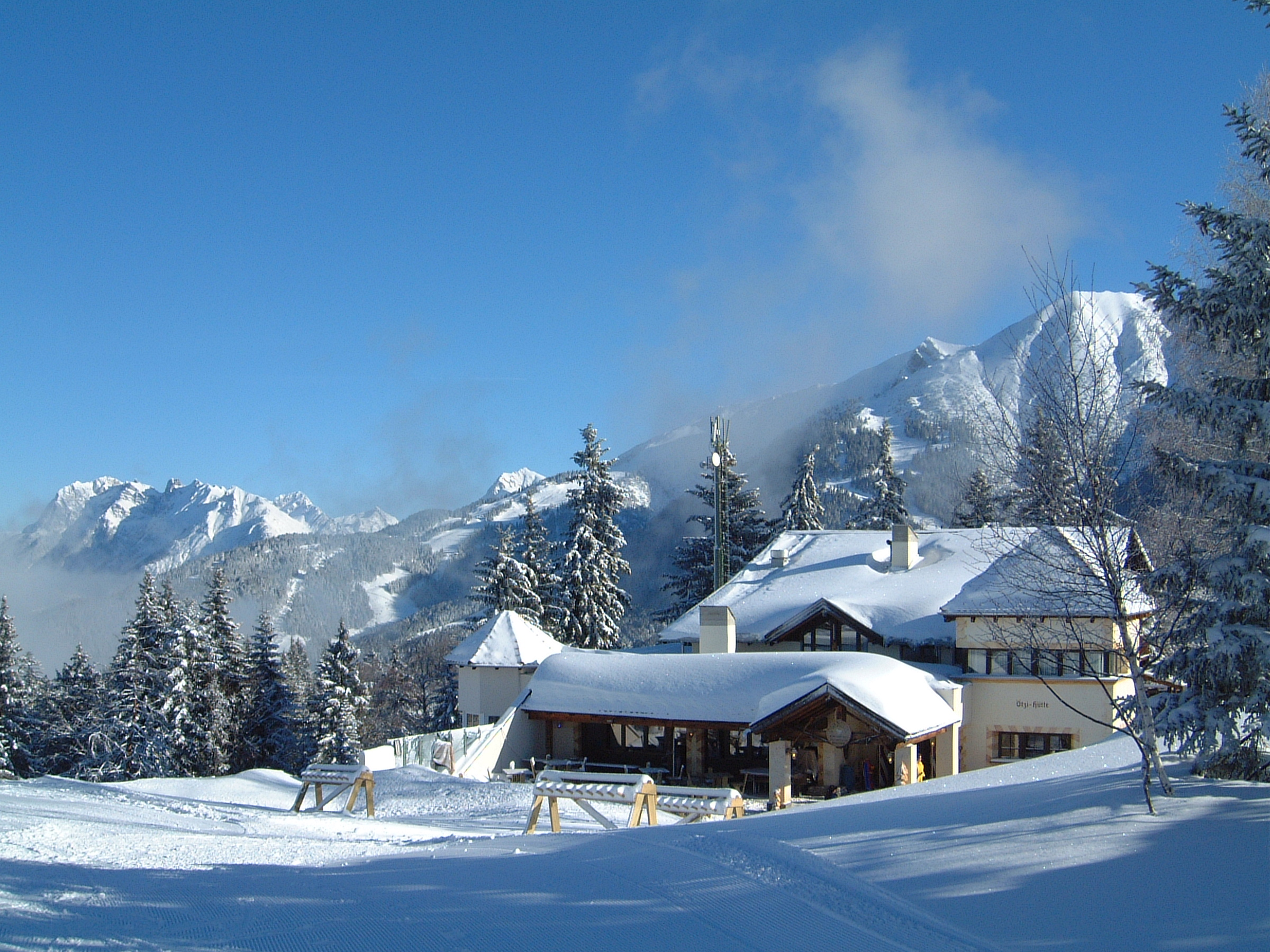 Seefeld Οδηγός Χιονοδρομικού Κέντρου