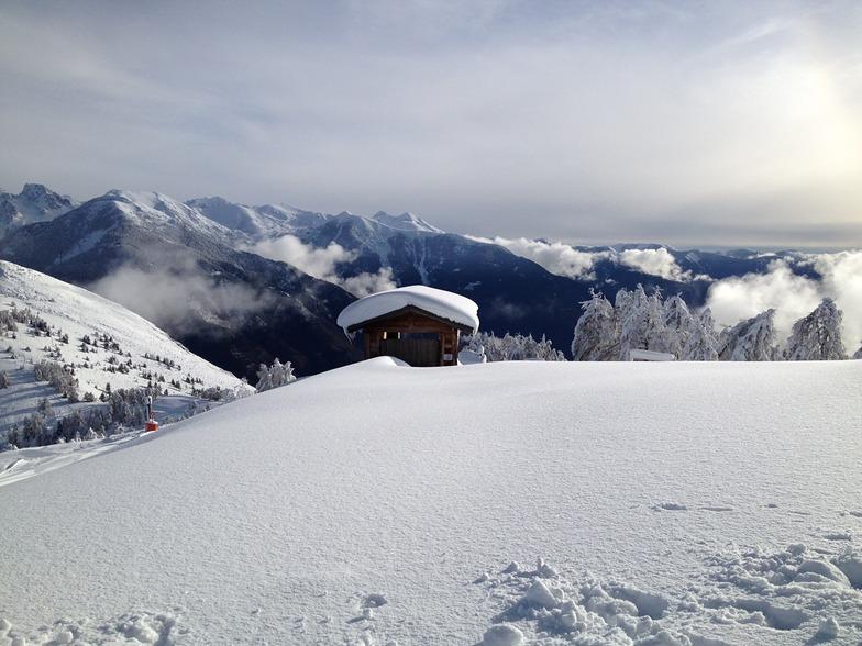 La Colmiane snow