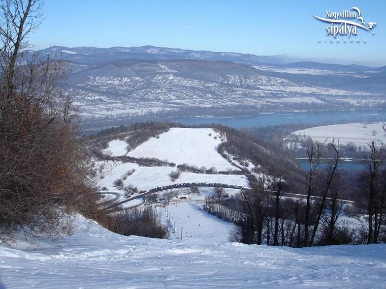 Visegradi-Nagy-Villám snow