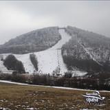 Kilátás a Kis-Villám hegyről, Hungary