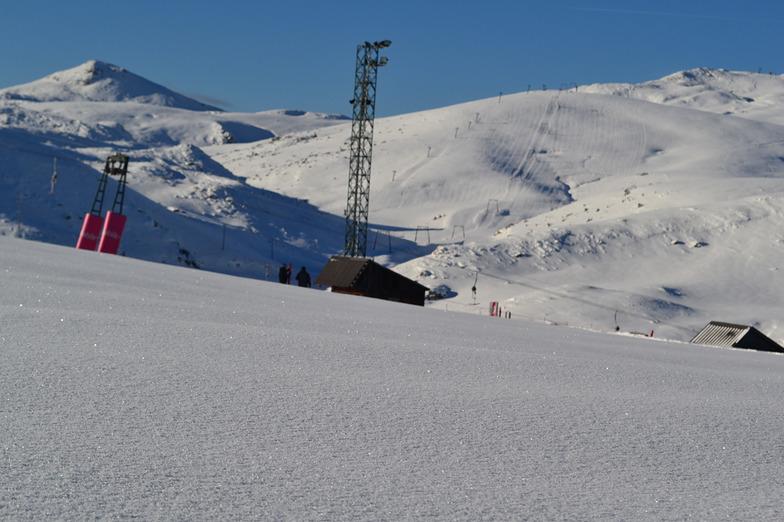 Ski center Mavrovo, Mavrovo-Zare Lazarevski