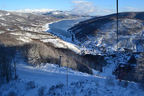 Resort Mavrovo Ski Resort by: skimacedonia Hristijan