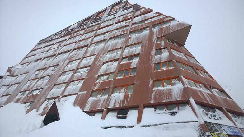 Días de nieve, Astún