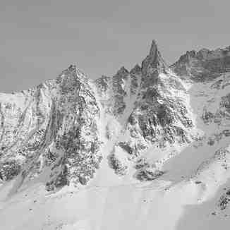 Pointe du Tsalion (3512m), Arolla
