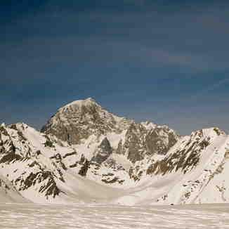 Mont Blanc, Sainte Foy