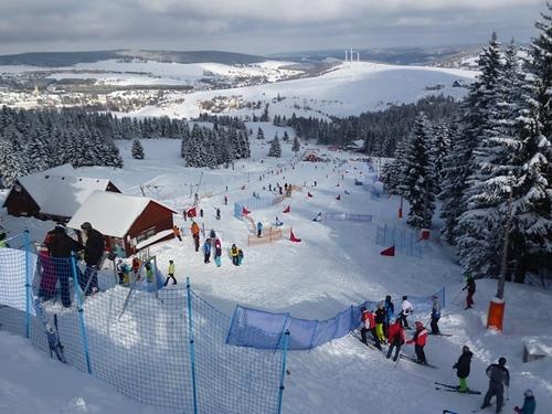 Klínovec  Reiseführer Skiort