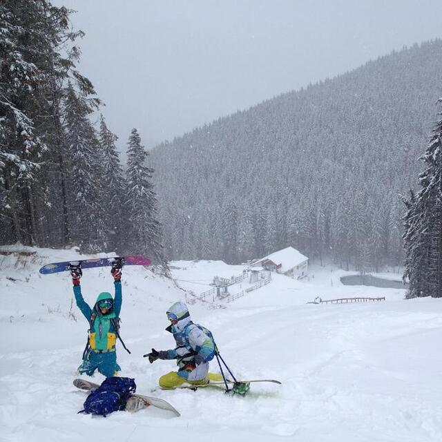 fresh snow, Buscat Ski & Summer Resort