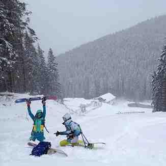 fresh snow, Buscat Ski & Summer Resort