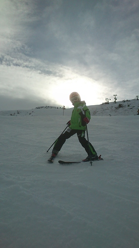 Panticosa Ski Resort by: bibiano