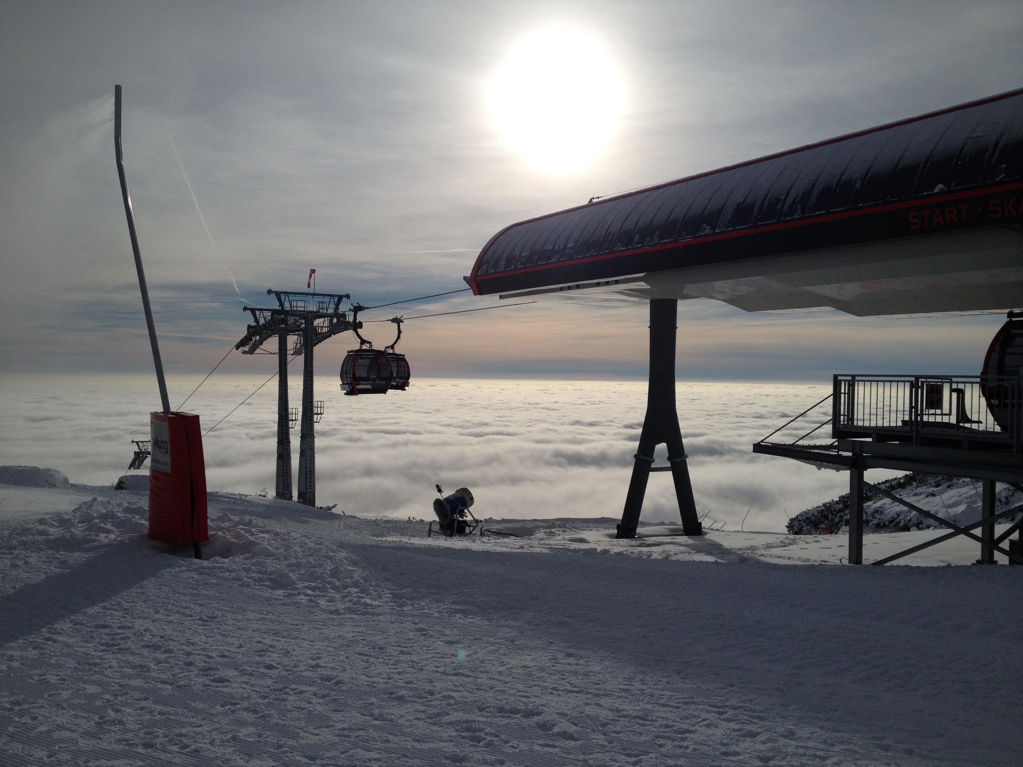 Top Lift, Tatranská Lomnica