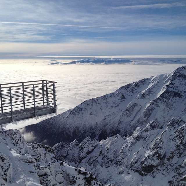 Top of The Mountain, Tatranská Lomnica