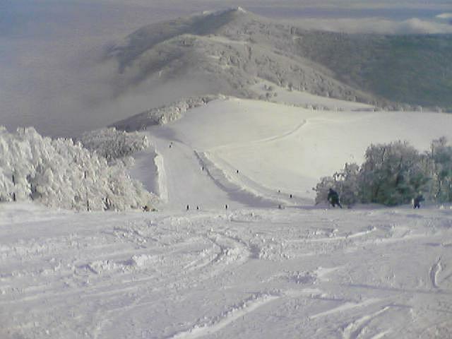Vigla Pisoderi snow
