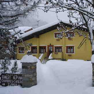 Chalet Alpina La Thuile