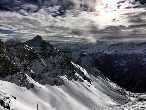 Obertauern Ski Resort by: Nick Herdman