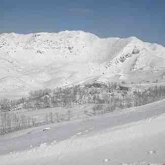 Laqlouq mountains, Lebanon