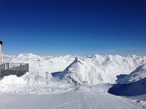 Diavolezza-Lagalb Ski Resort by: onur banoğlu