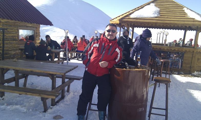 Erzurum, Mt Palandöken