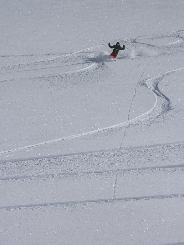 More fresh lines, Whistler Blackcomb