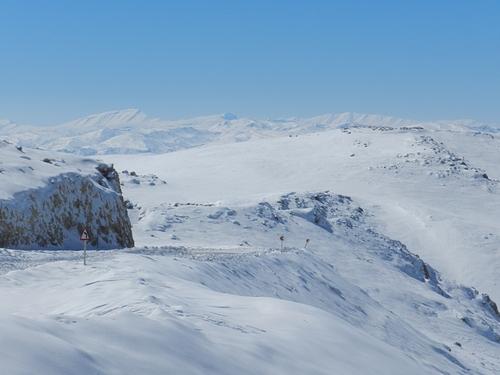 Sepidan Ski Resort Ski Resort by: Ali Hoseinzadeh