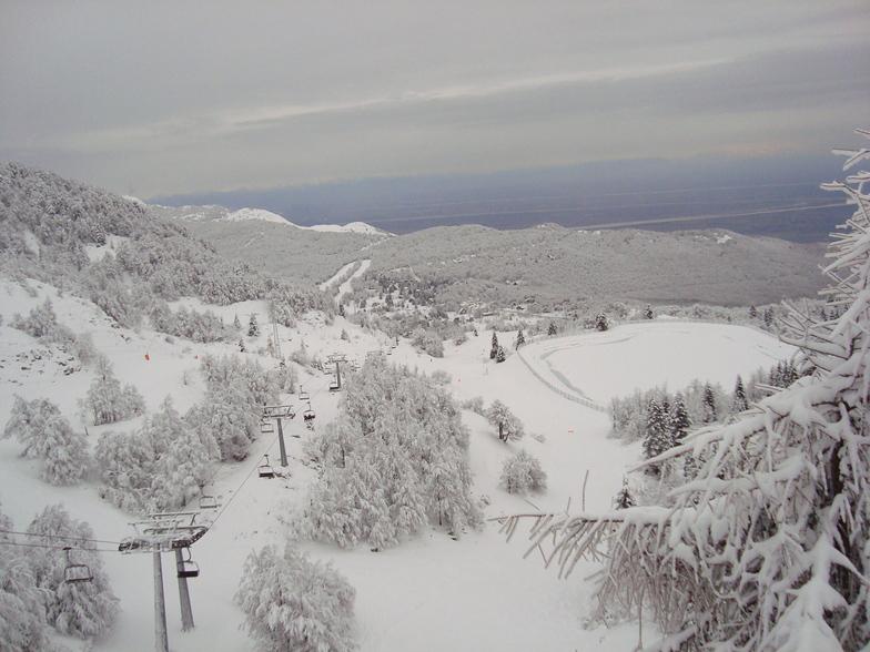 Piancavallo snow