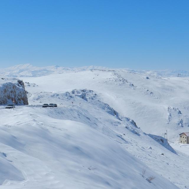 Sepidan, Sepidan Ski Resort