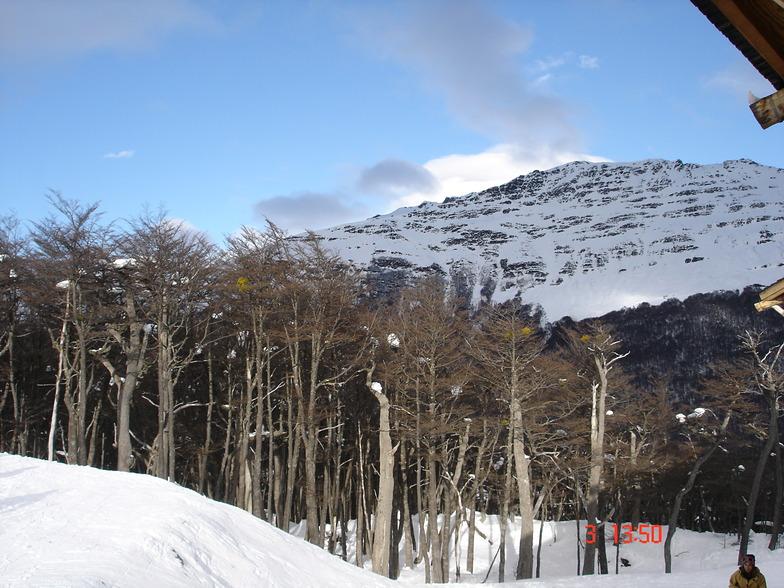 El Condor, Cerro Castor