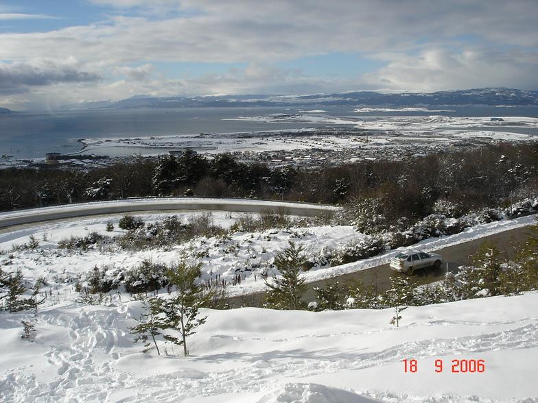 Cumbres del Martial, Cerro Castor