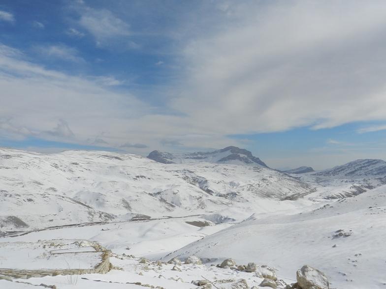 Ronj Sepidan, Pooladkaf Ski Resort