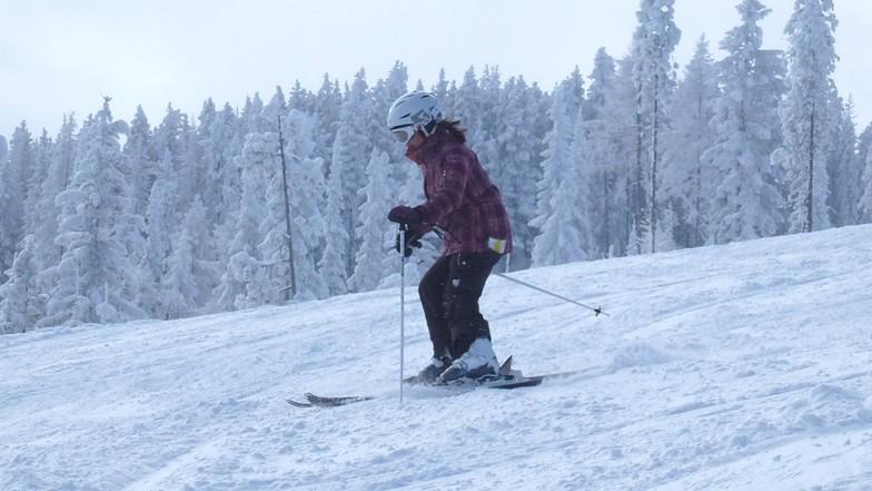 More Snow than People,,.. always good,,.., Kimberley