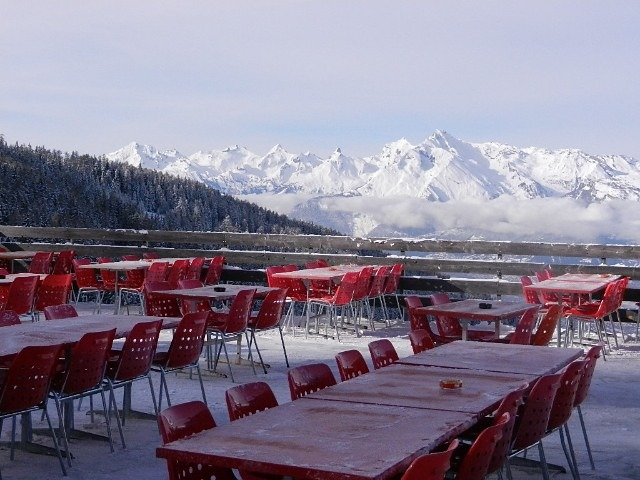 Terrace at Nax, Nax - Mont-Noble