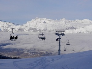 Nax chairlift, Nax - Mont-Noble photo