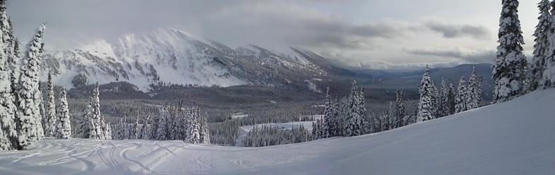 Powder King View