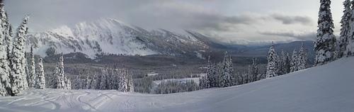 Powder King Ski Resort by: Ken Anderson