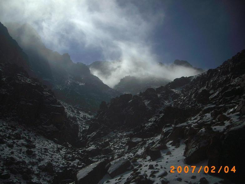 Mt.Katherine top, Egypt, Jabal Katherina