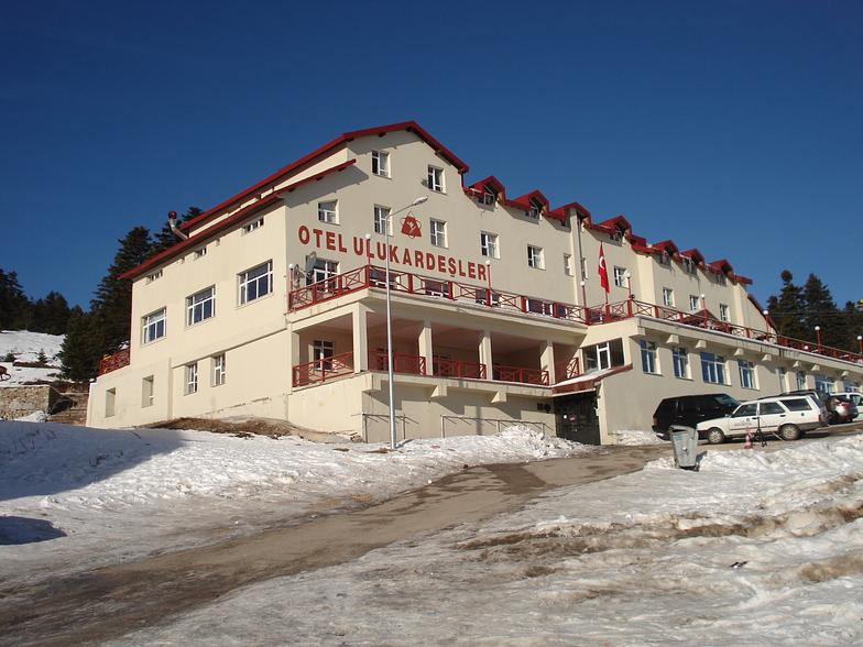 Ulukardeşler otel, Uludağ