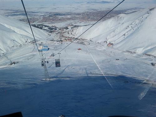 Mt Palandöken Ski Resort by: Ş.EROL TEMİZÖZ