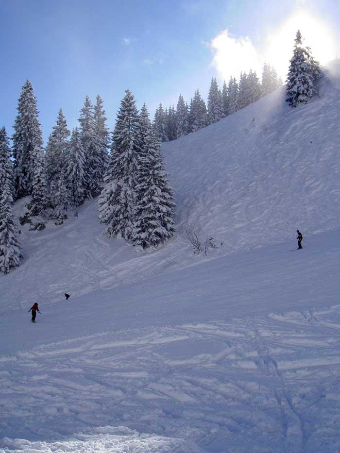 Lenggries Bavarian Alps Jan 05
