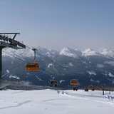 Top of Laste lift, Ski Area Alpe Lusia